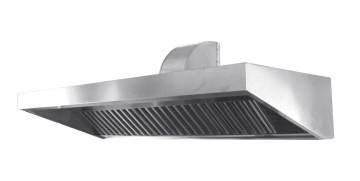 Noleggio materiale da cucina preludio noleggio attrezzature - Cappa di aspirazione cucina ...