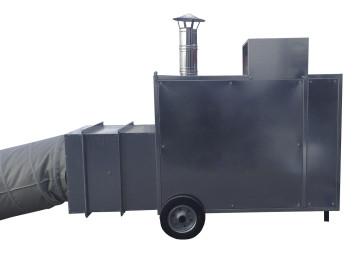 Noleggio riscaldamenti, funghi, termoconvettori e fancoil - Preludio Noleggio Attrezzature