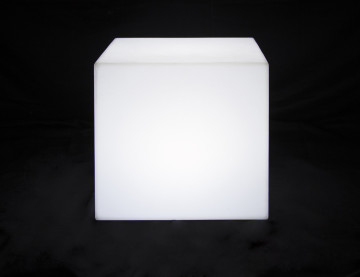Pouf Cubo luminoso