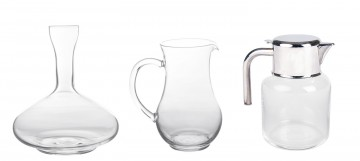 Decanter e caraffe