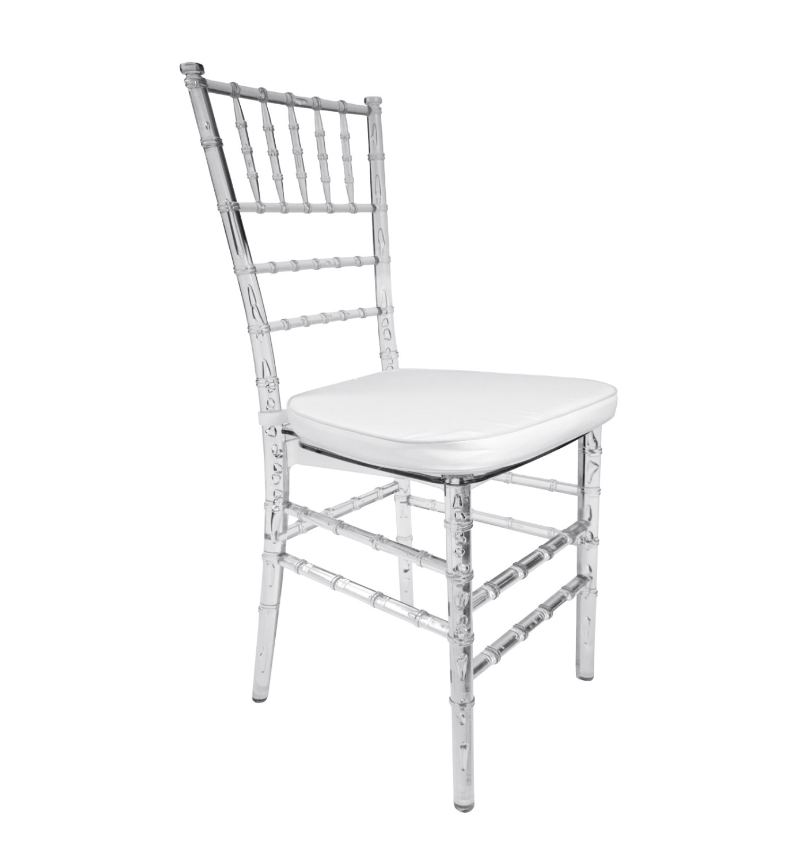 Noleggio sedie sedie chiavarine trasparenti for Chiavarina sedia