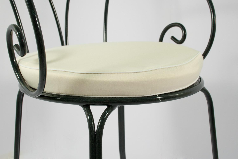 Noleggio sedie sedie in ferro battuto for Sedie da esterno in ferro battuto