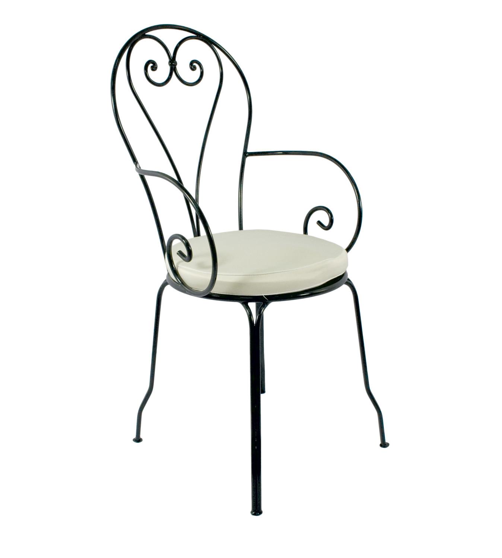 noleggio sedie sedie in ferro battuto