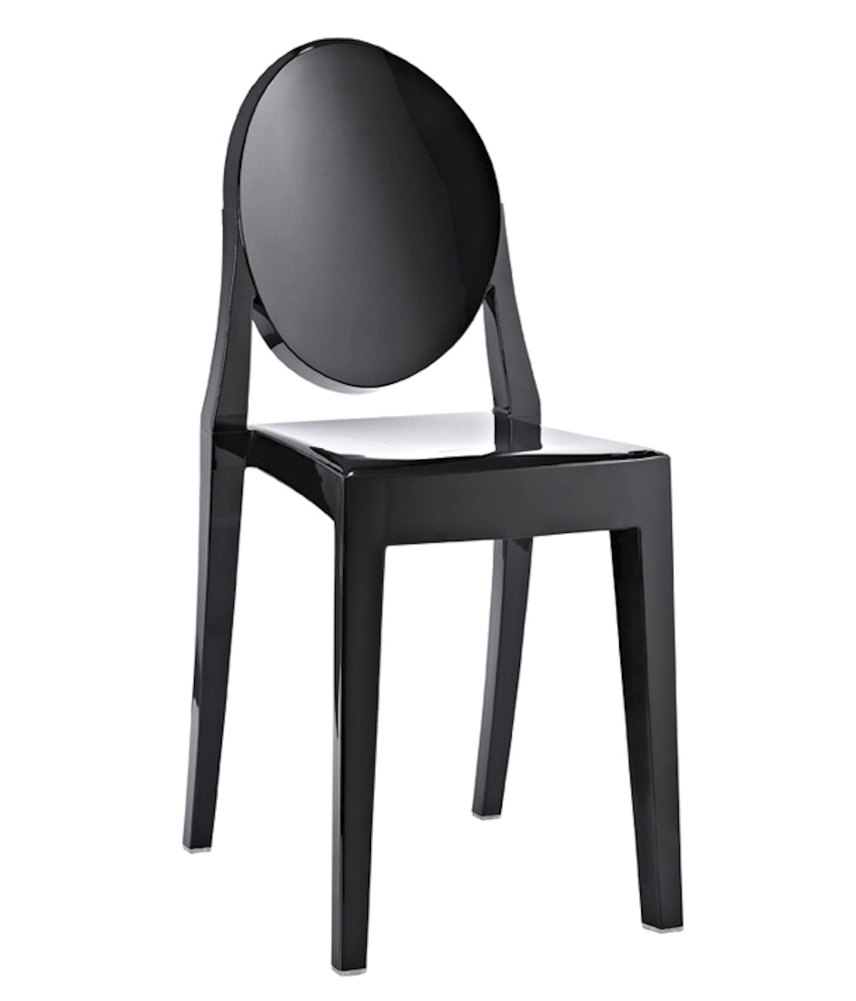 Noleggio sedie sedie mod victoria ghost nere for Sedia victoria ghost kartell
