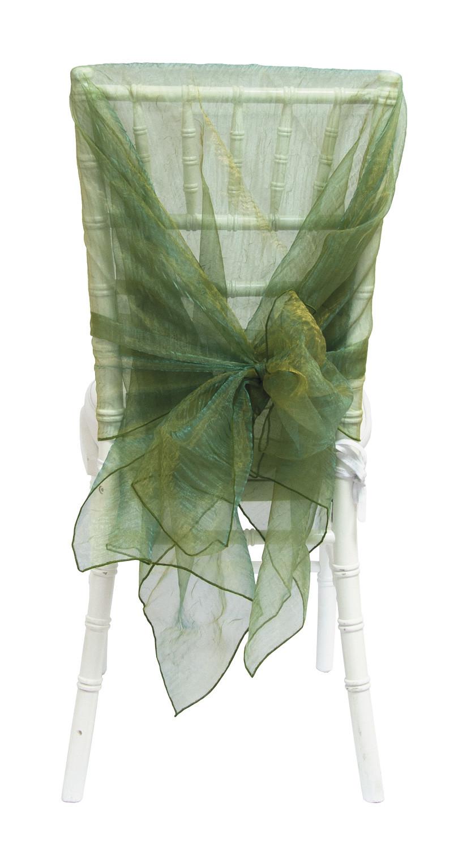 Noleggio coprisedia e cuscini foulard per sedia in organza for Foulard per divani