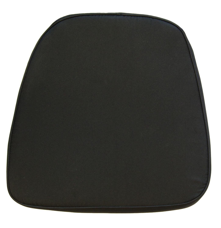 noleggio coprisedia e cuscini cuscini neri quadrati