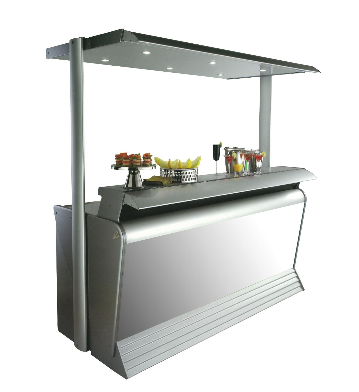 Noleggio banconi da bar banconi da bar for Banconi bar usati roma