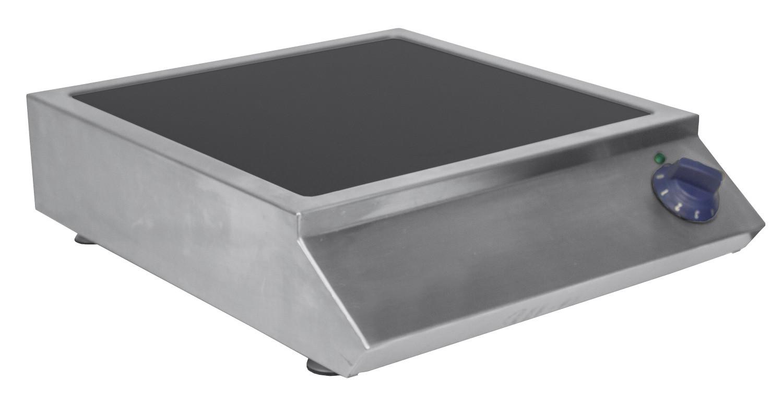 Noleggio chioschetti da buffet e carrelli piastre da banco ad induzione elettrica - Cucina con piastra elettrica ...