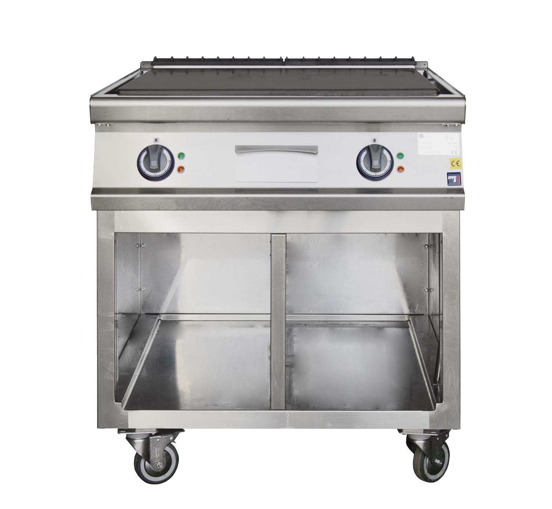 Noleggio materiale da cucina piastre fry top - Materiale top cucina ...