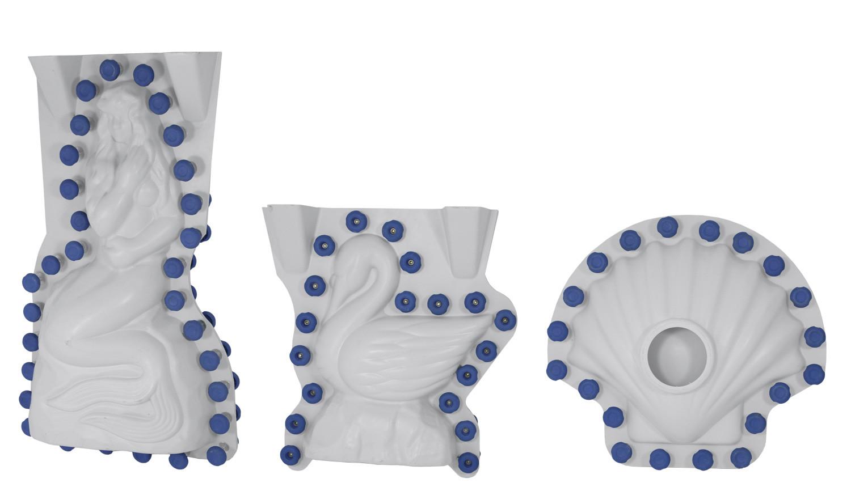Noleggio materiale da cucina, Stampo per statua di ghiaccio