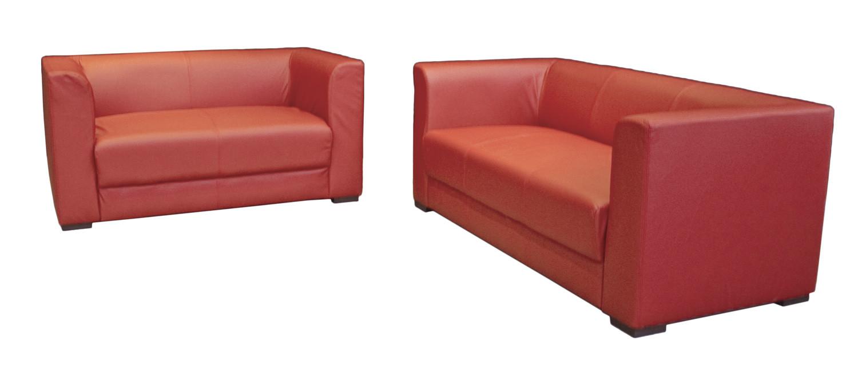 Poltrona Ecopelle Rossa.Noleggio Divani E Poltrone Divano In Ecopelle Rosso