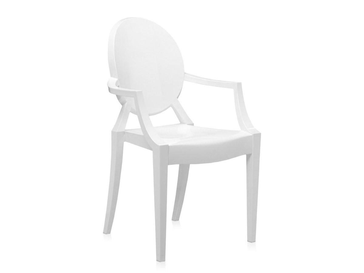 Noleggio sedie sedia louis ghost bianca - Sedia kartell ghost ...