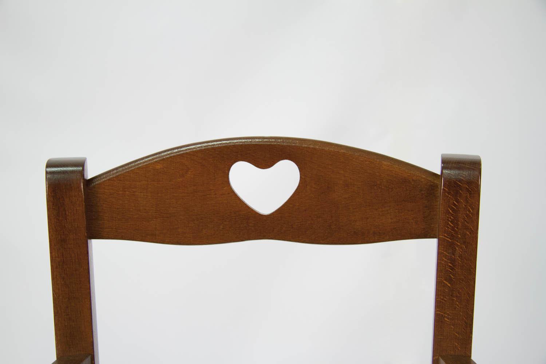 Noleggio arredi per bambini seggiolone in legno for Noleggio arredi bologna