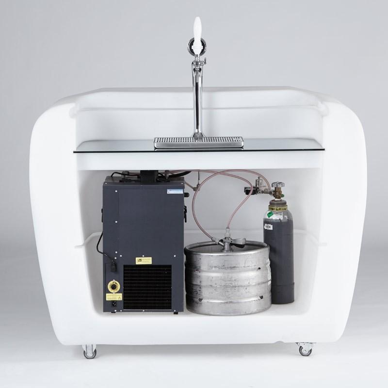 Noleggio banconi da bar spillatrice per birra for Bancone birreria usato
