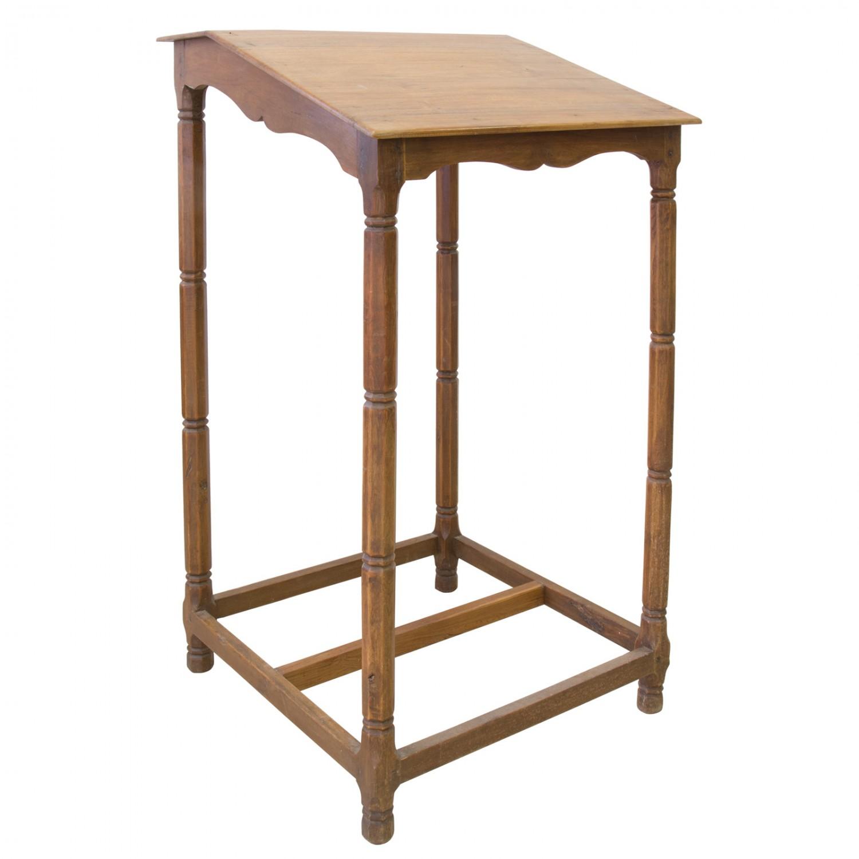 Arredi vintage leggii in legno for Arredi in legno