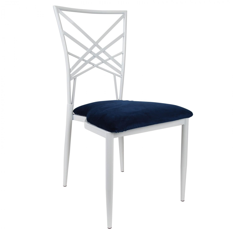 Noleggio Sedie, Sedia Impression bianca con seduta in ...