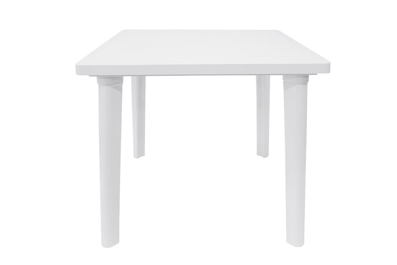 Noleggio tavoli tavoli quadrati in plastica bianchi for Tavoli laccati bianchi