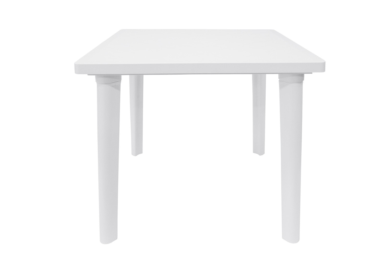 Noleggio tavoli tavoli quadrati in plastica bianchi - Tavolo plastica esterno ...