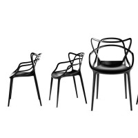 Sedie mod. Philippe Starck Masters nere