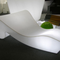Chaise Longue Luminose