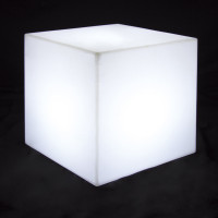 Pouf Cubo luminosi