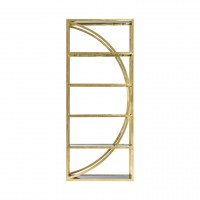 Espositore art deco oro